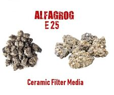 2KG Alfagrog E25 Ceramic Filter Media Biorb Aquarium Koi Fish Tank Pond Filter