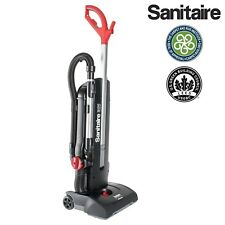"SanitairE® SC9180B 13"" QuietClean Upright TWO -MOTOR Vacuum Washable HEPA Filter"