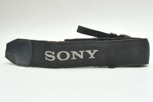 Genuine SONY  DSLR Camera strap with eyepiece cover