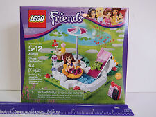 LEGO FRIENDS - Oliva's Garden Pool - #41090 - Ages 5-12 years - 82 piece set