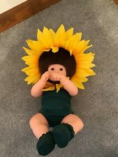 New ListingAnne Geddes Collectors Sunflower Doll 15 inch