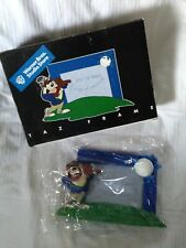 Warner Bros Studio Store Big Shot 3 x 5 Taz Golf Picture Frame w/ Original Box