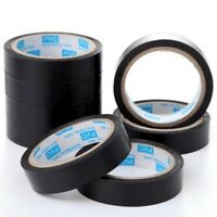 10 Roll Home Electrical Insulation PVC Tape 5m*15mm Black Single or Bulk . nice