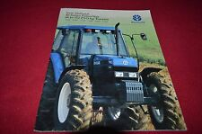 New Holland 5640 6640 7740 7840 8240 8340 Tractor Dealer Brochure DCPA8
