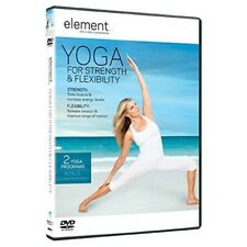 Element Yoga for Strength and Flexibility DVD Region 2