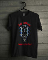 Vintage 1997 ACE FREHLEY Signature Gibson heavy cotton t-shirt Gildan reprint