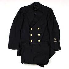 WWII US COAST GUARD USCG AUXILLIARY DRESS JACKET COAT TROUSERS PANTS LOT