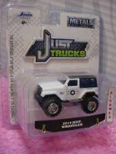 Véhicules miniatures en métal Jeep
