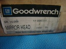 Door Mirror White 1984 - 1994 Chevy GMC G10 G20 G30 P20 P10 P30 Van NOS 996223