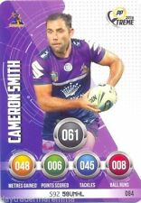 Cameron Smith 2016 Season NRL & Rugby League Trading Cards