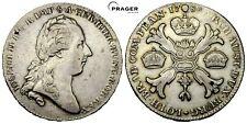 PRAGER: RDR, Joseph II., Taler 1785 Brüssel [1127]