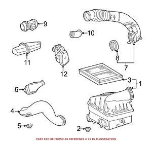 For Mercedes Genuine Engine Air Intake Hose 1121410083