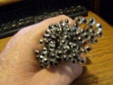 Taxidermy Glass Eyes 5mm Crystal 10 pair