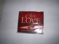 Gift Of Love - 3 CD BOX SET, COMMODORES,ROXETTE,HOLLIES,STYLISTICS,BOYZONE