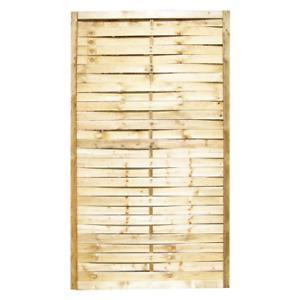 Pannello frangivento in legno impregnato 90x180 cm paravento per aree esterne