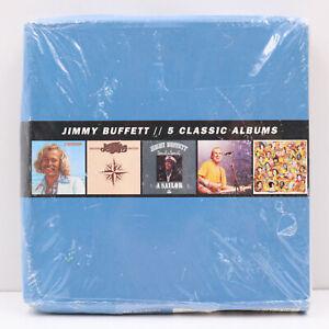 5 Klassische Alben [Box] von Jimmy Buffett | CD