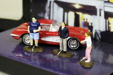 Greenlight 1/64 Scale 56040 Animal House Corvette Diorama + Figures Model car