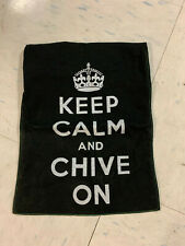 The Chive KCCO Accessory Bag Keep Calm and Chive On