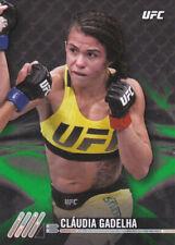 UFC MMA Claudia Gadelha card