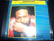 Marvin Gaye Romantically Yours (Australia) Rare Original CD – Like New