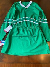 Cheer unifirm Emerald green large adult Motionwear