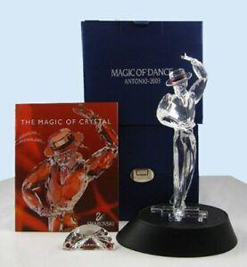 """Swarovski SCS 2003 """"MAGIC OF DANCE"""" ANTONIO Set + FREE item"""