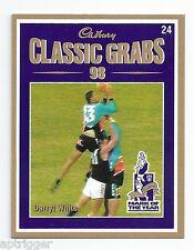 1999 Select Cadbury Classic Grabs (24) Darryl WHITE Allies