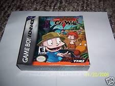 Rugrats Go Wild (Game Boy Advance) new gba