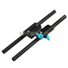 FOTGA DP3000 M3 15mm Rail Rod Quick Release Baseplate For DSLR Follow Focus Rig