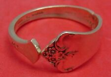 Stately by State House Sterling Silver Napkin Ring Custom Made