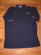 DIE HARD SEARS AUTO MICHELIN Work Polo Shirt; Cintas XL Roadhandler