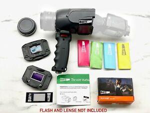 The Light Blaster strobe speedlight flash modifier