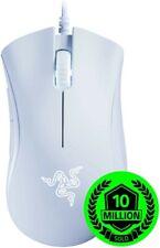 Razer DeathAdder Essential Gaming Mouse: 6400 DPI Optical Sensor - 5 Programmabl