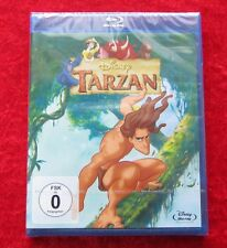 Tarzan, Walt Disney Blu-Ray, Neu