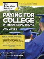 Paying for College Without Going Broke, 2016 Edition (College-ExLibrary