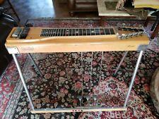 Vintage 1971 Sho-Bud Maverick Pedal Steel Guitar 10 String 3 Pedal with Case
