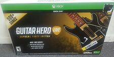 Guitar Hero Live Supreme Party Edition 2 Pack Bundle Xbox-One