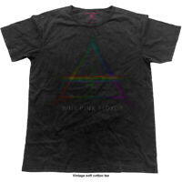 Pink Floyd Unisex T-Shirt: Why Vintage - Black Cotton