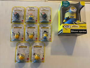 iHOME--DESPICABLE ME--MINION BLUETOOTH SPEAKER (NEW 2020) FREE SHIP + EXTRAS Pg7