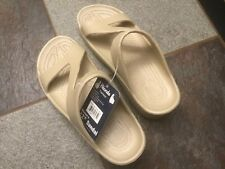 """HOUNDS Z WOMENS SANDALS NWT """"TAN ONLY"""" SIZE 5/6 ULTRA SOFT  ~SO COMFY~NON SKID"""