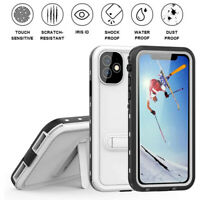 For Apple iPhone 11 / 11 Pro Max Phone Case Cover with Kickstand Waterproof