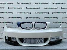 BMW 1 SERIES M SPORT E82 E88 COUPE CABRIO 2005-2012 FRONT BUMPER GENUINE [B20]