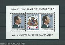 LUXEMBOURG - 1981 YT 13 - BLOC NEUF** LUXE