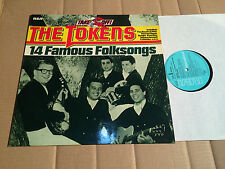 The Token - 14 famous folk canzoni-LP-RCA PJL 1-8108 - Germany 1976