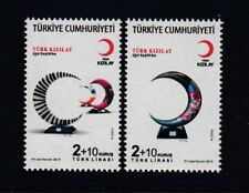 TURKEY Red Crescent MNH set