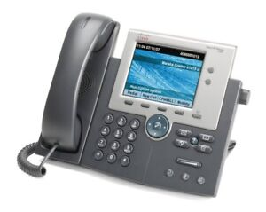 USED Cisco CP-7945G Unified IP Phone 7945 - TFT Color Display NO Power