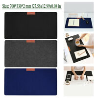 700*330mm Soft Large Gaming Mouse Pad Desk Laptop Computer PC Mice Mat Cushion