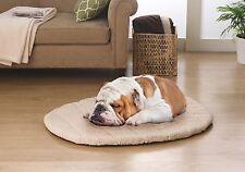 Dog Pet Mat Bed Warm Home Orthopedic Cushion Reversible Ultra Cozy Soft W/ Bag