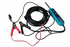 BERGEN 6v to 24v ELECTRICAL POWER PROBE CIRCUIT TESTER with PROBE & LEADS 6613