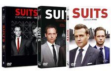SUITS - LA SERIE COMPLETA DALLA 1 ALLA 5 (19 DVD) EDIZIONE ITALIANA